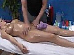 Massage gang bang