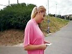 Public Pickup Teen Amateur Girl Get Fucked Outdoors 27