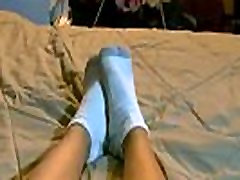 Tube gay sex twink boys sweet He films his adorable feet in a pair of