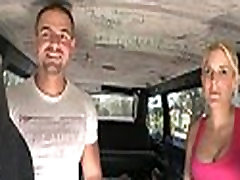 Free group sex bus