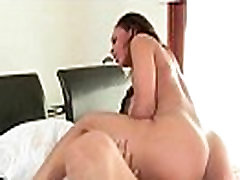 Round And Brown - Hot Ebony Big Butt Babe Fucked Hard 07