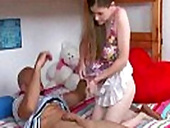 Pure18 Sexy Young Teen Gives Nasty Blowjob 12