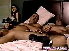 Amateur naked old gay man movies first time Everyone gets in on the
