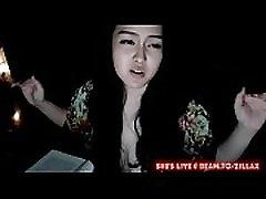 Sexy Asian Cam Girl ZillaX - She&039s Live Beam.ToZillaX 26