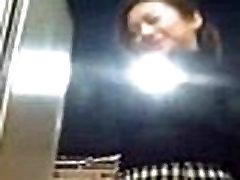 hiddencam beautiful asian girl in toilet