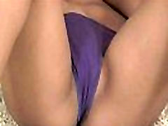 Home Made Masturbation Pussy Stuffing Panty Play Fetish Video