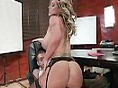 Horny Girl eva notty With Big Melon Tits Fucked In Office vid-14