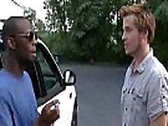 Interracial Hardcore Gay Bareback Sex Fuck Movie 16