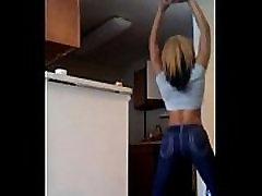 ebony milf webcam twerk - see more on teenstarcams.com -
