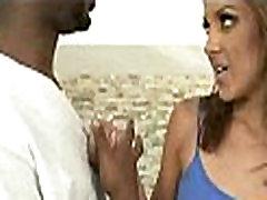 White Girl Gang Banged by Black Guys 012