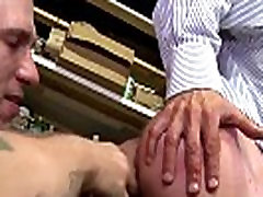 Gay Teacher Assfucked by School Trashman