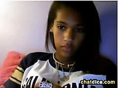 Ebony Teen Webcam Girl