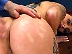 1-Extremely hardcore BDSM rope copulate with anal action -2015-10-13-22-21-004