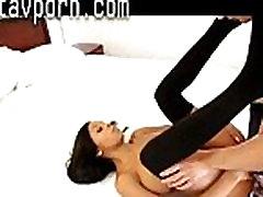 Asian on Black Porn-Asian Guy fucks Black girl-Jeremy Long HotAvPorn.com