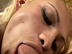 Sex-hunger tranny finds a cock