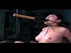 Lesbian BDSM Training of Asian Slave Nyssa Nevers: Porn - abuserporn.com