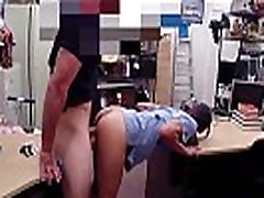 Sexy Young Nurse Stuffs Panties Up Her Cunt For Cash