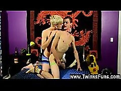 Gay emo twinks anal creampie Twink lovers Danny and Jason know what