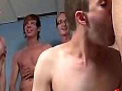 Gay Gangbang Fucking And Bukkake Orgy Video 17