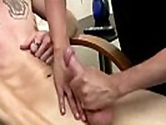 Smooth twinks shaving Mr. Hand then takes over once again stroking