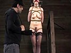 BDSM Dixon Mason whip tortured