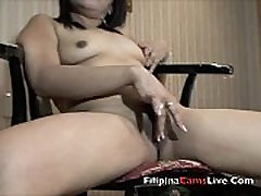 Asian Bar girl from asiancamslive.com webcam chat site masterbates