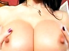 Horny big tit milf loves anal