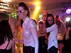 Euroteen sexparty fun with cocksucking babes