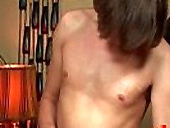 Bukkake Boys - Gay guys get covered in loads of hot semen 01