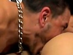 Twink sex Collin exposes the handcuffs and blindfold and the boys get