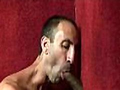 Gay gloryholes and gay handjobs - Nasty wet gay hardcore sex 28