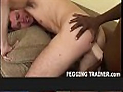 Training your ass before you get fucked for real
