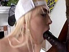 Big tits huge load interracial creampie Kagney Linn.7