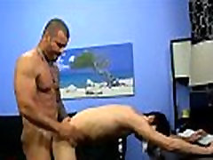 Gay orgy Alexsander Freitas doesn&039t hold back when he gets his mitts