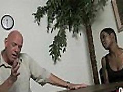 Hot Ebony Gangbang Fun Interracial 17