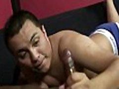 Gay hardcore gloryhole sex porn and nasty gay handjobs 12