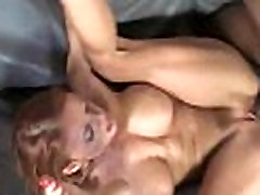 Hot milf fucks hard an huge black cock 26