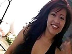 Hot latina huge natural tits