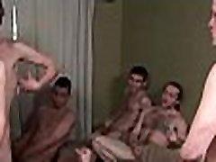 Bukkake Gay Boys - Nasty bareback facial cumshot parties 24