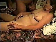 Great masturbation of my mature slut wife. Amateur home made