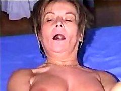 Great masturbation of italian mature slut. Real amateur