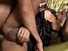 Mature tranny enjoys anal