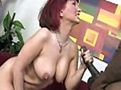Mom go black - Interracial hardcore porno movie 5