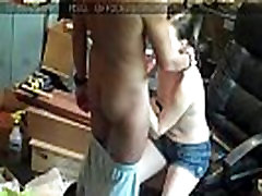 Hot girl getting fucked by creep : Spy porn 5