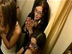 Cfnm amateur femdoms blowjob and facial