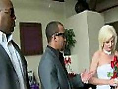 Black cock in Milf&039s pussy Interracial hardcore porn movie 25