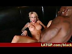 Mature pornstar gets fucked by black monster 19