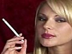 Samantha Ryan - Smoking Fetish at Dragginladies
