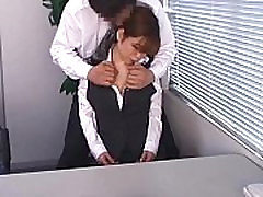 Groped during Job Interview