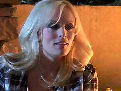 Stormy Daniels is a mature lady with big tits